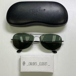 🕶️Cockpit RB3362 Ray-Ban Sunglasses/PT741🕶️